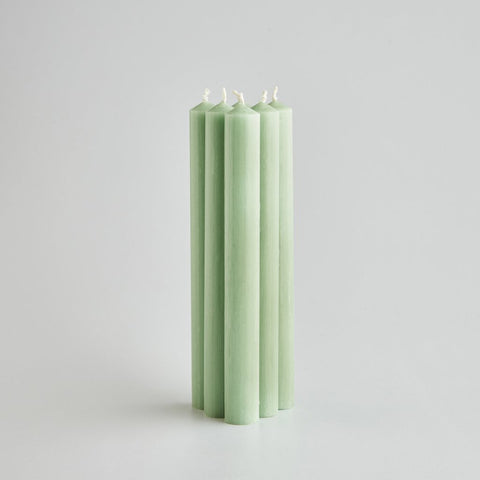 Atlantic Green Dinner Candles Gift Pack