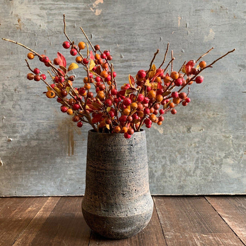 Autumn Hedgerow Berry Faux Stem Henderson's