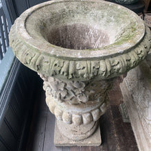 Load image into Gallery viewer, Large Florentine Planter Garden Urn Henderson's