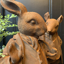 Load image into Gallery viewer, Ratty & Rabbit Garden Ornaments Henderson's