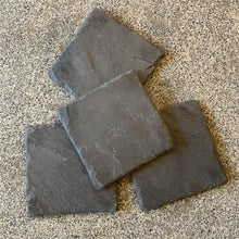 Load image into Gallery viewer, Set of 4 Slate Coasters. Coasters Henderson's