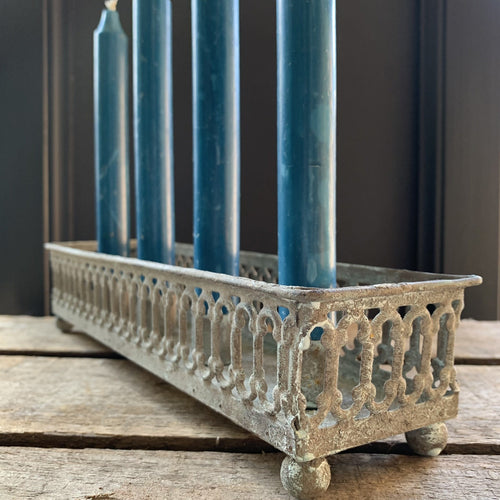 Zinc Candle Holder Candle Holder Henderson's