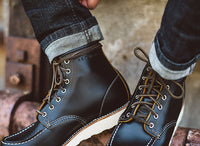 Redwing Heritage Boot - Irish Setter Moc - SPECIAL RELEASE - Abel Brown