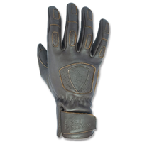 Hero Leather Glove - Abel Brown