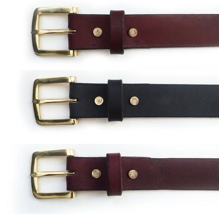 Foster Belt - Black - Abel Brown