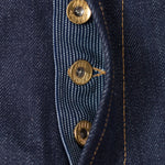 Load image into Gallery viewer, Leadville Selvedge Denim - Abel Brown