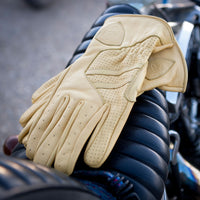 Dual Leather Glove - Abel Brown