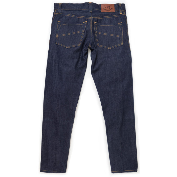 Leadville Selvedge Denim - Abel Brown