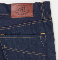 Leadville Selvedge Denim