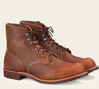 Redwing Heritage Boot - Iron Ranger Boots - Copper