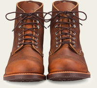 Redwing Heritage Boot - Iron Ranger Boots - Copper - Abel Brown