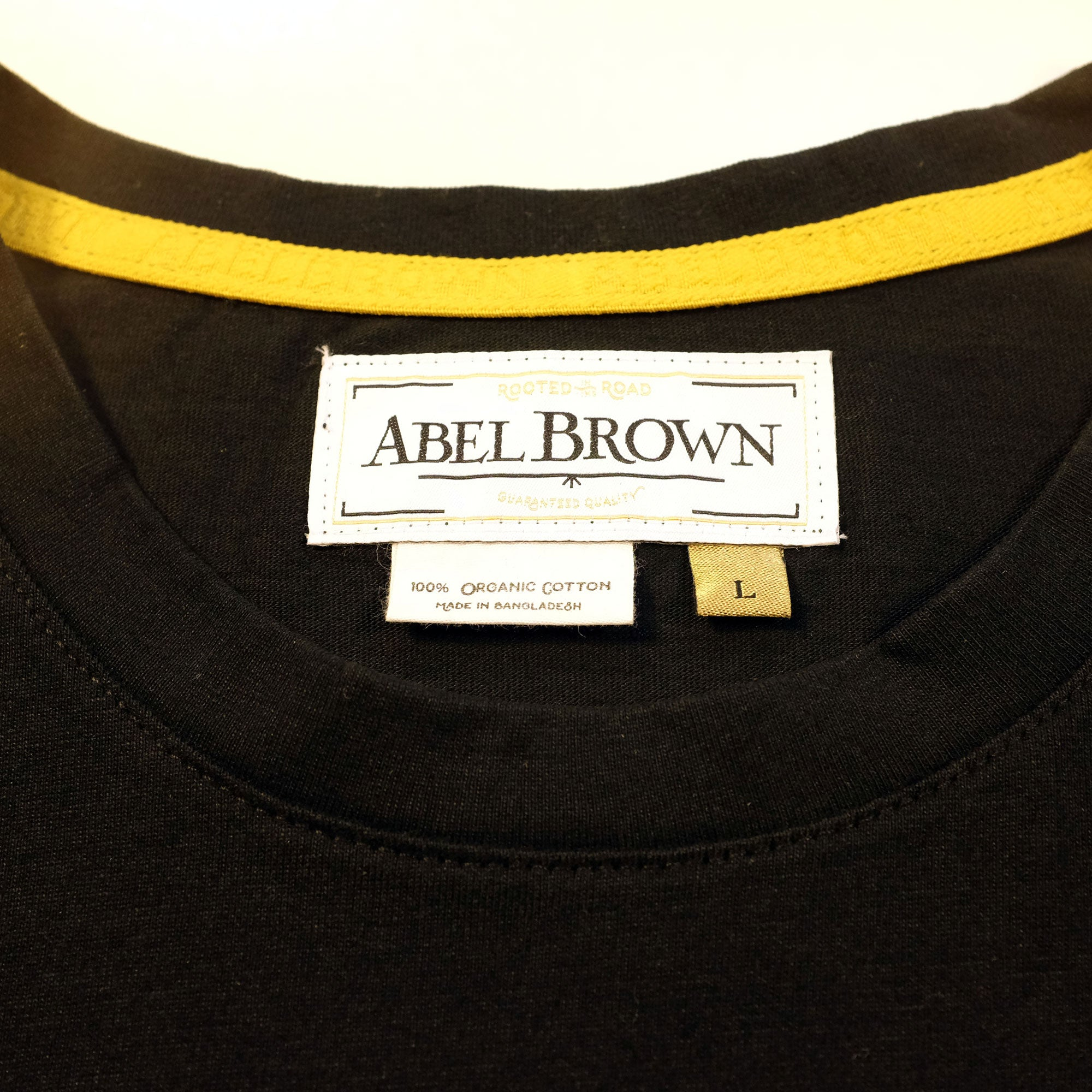Rally Tee - Abel Brown
