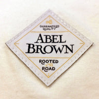 Rally Graphic 3/4 sleeve Henley shirt- White - Abel Brown