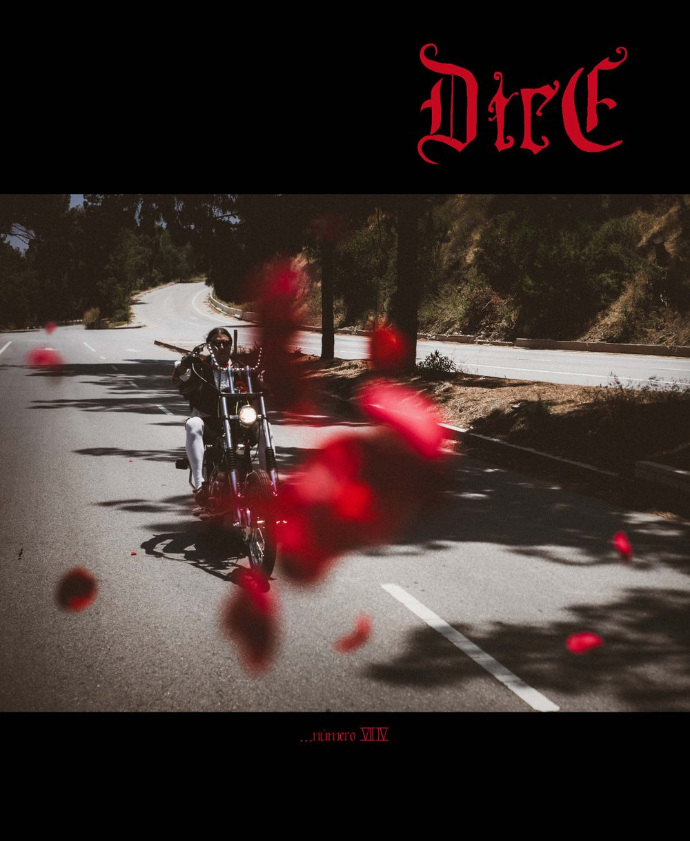 DicE Magazine issue 74 filled with chopper motorcycle culture, stories, and builder lifestyle.