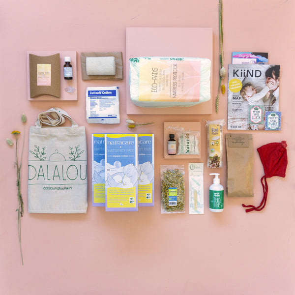 Natural maternity package Dalalou