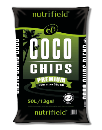 Coco Premium Chips Blend 50/50.