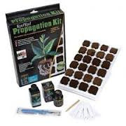 Root Riot Propagation Kit- Tray of 24 Cubes with CLONEX Rooting Gel