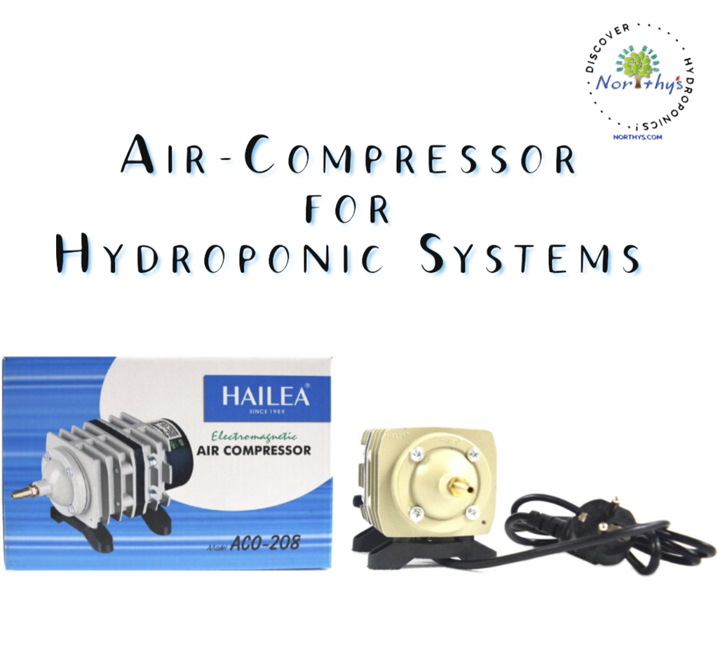 Air Compressor / Pump for Hydroponic Systems