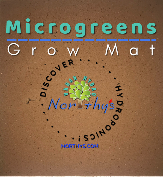 Microgreens Grow Mat ( Grow Media )