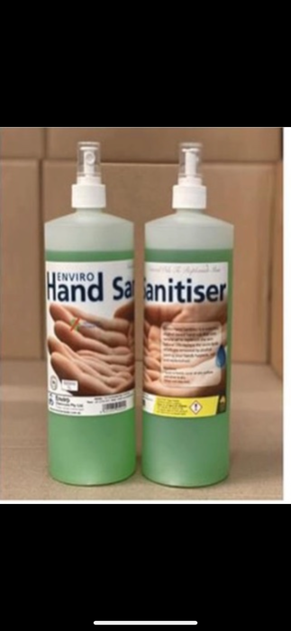 1L Hand Sanitizer 70%