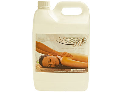 MASSAGE OIL – All Natural