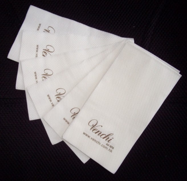Dinner Napkins 2ply 1000 Sheets GT Fold