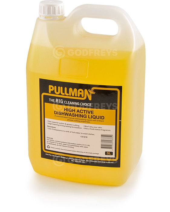 Pullman High Active Dishwashing Liquid 5L