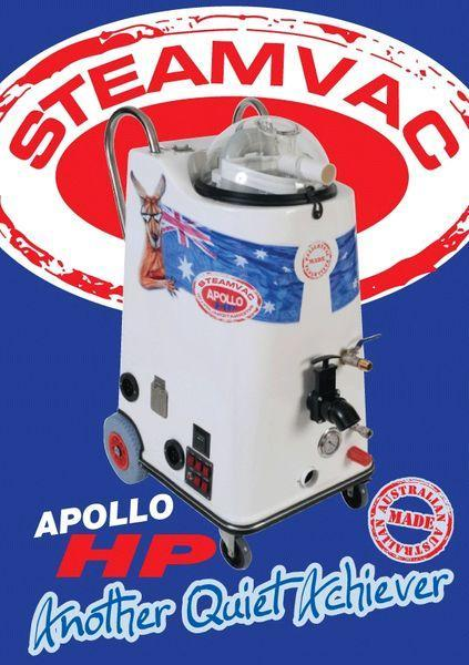STEAMVAC APOLLO HP 1600