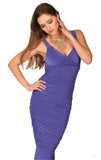 Gabriella Maxi Dress - Lavender