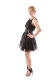 Ballerina Dress - Black