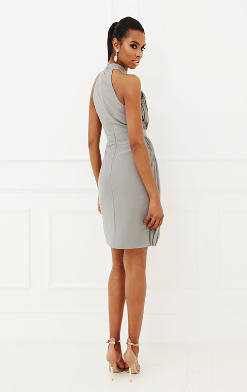 Soho Dress - Grey