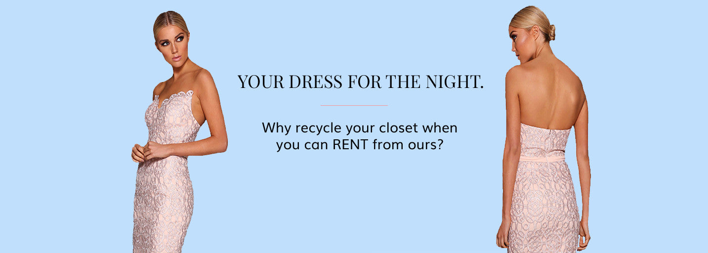 Your Favourite Dresses Toronto Dress Rentals