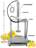 Commercial Lemon Smasher - Zero Nine
