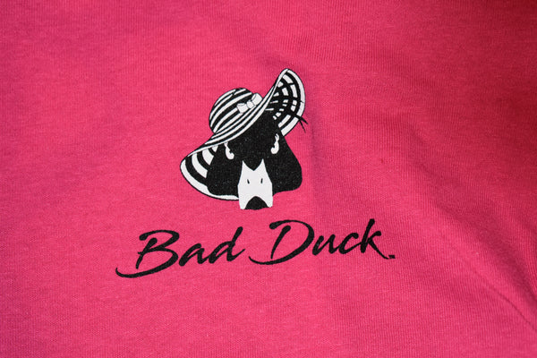 Soaking up the Sun - Bad Duck Diva