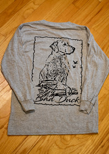 Youth Bird Dog Long Sleeve T-Shirt