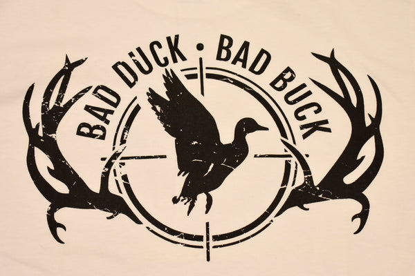 Bad Duck Bad Buck T-Shirt