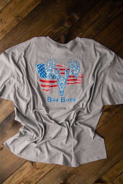American Flag T-Shirt (3XL-5XL)