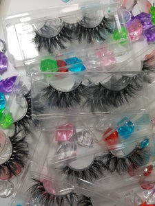 Faux Mink Lashes Collection
