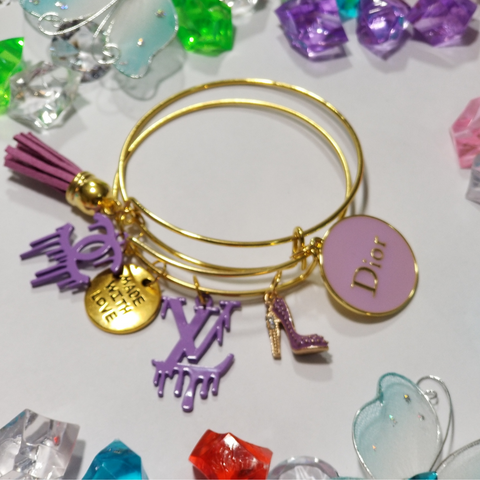 Made with Love Purple Set - Forever Mahone