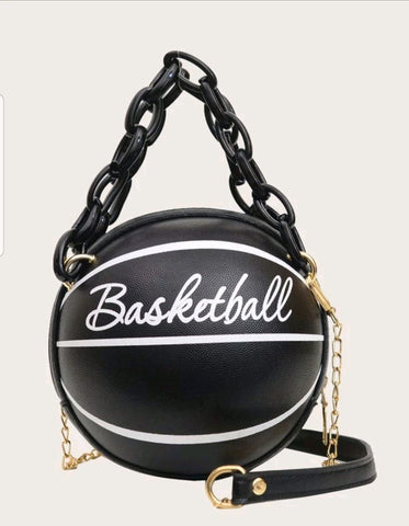 Diva basketball handbag - Forever Mahone
