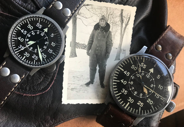 From Passion to Legend: The Pilot Watch From Laco