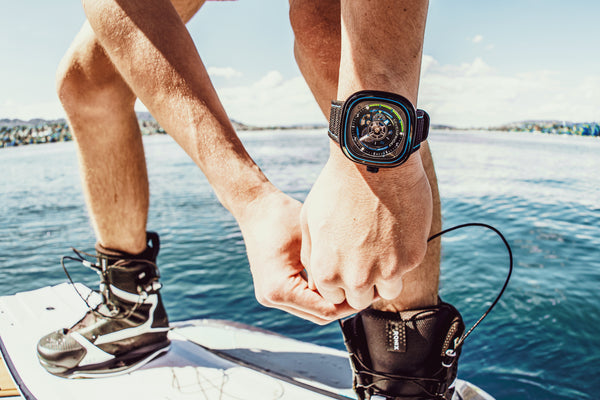 Sea, Sand And....SevenFriday