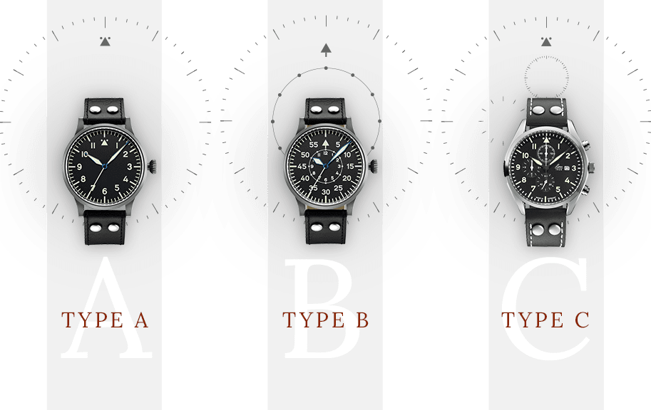 Different Types of Laco Pilot Watches