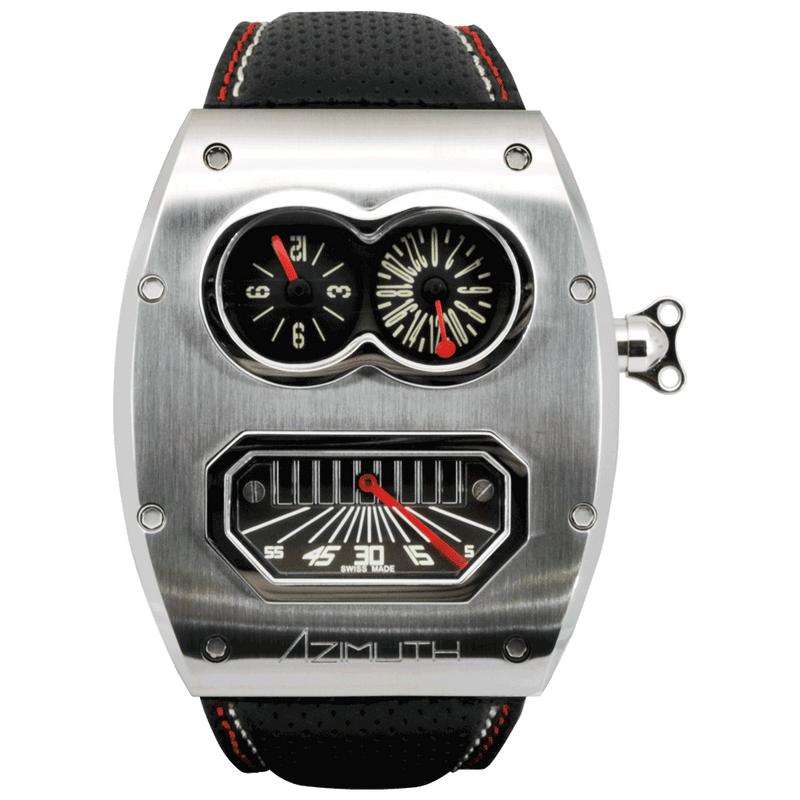 AZIMUTH Mr Roboto R2 - Red Army Watches Malaysia