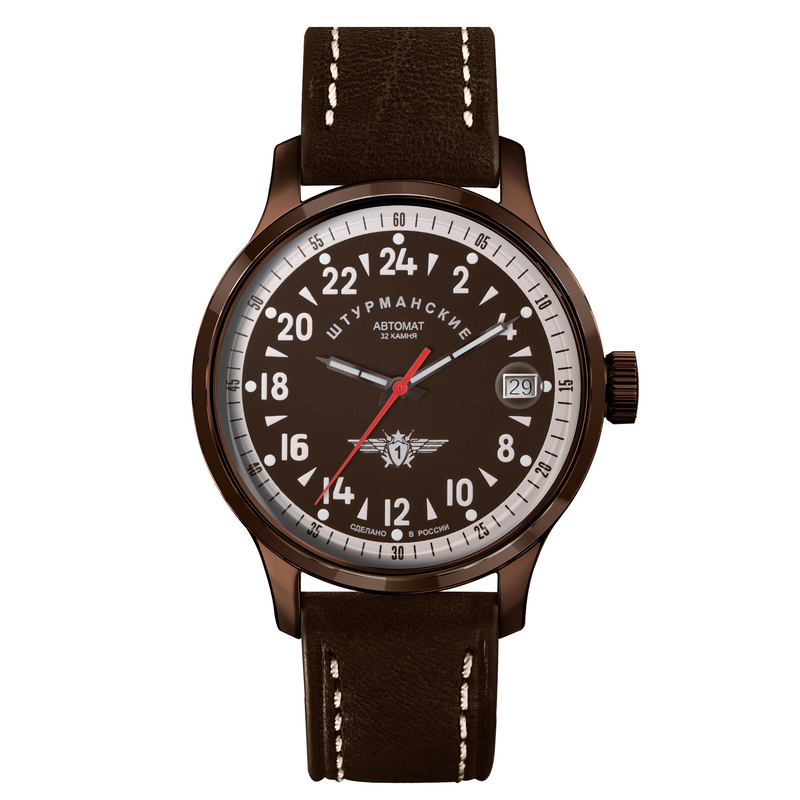 STURMANSKIE Open Space 2431/1768939 - Red Army Watches Malaysia