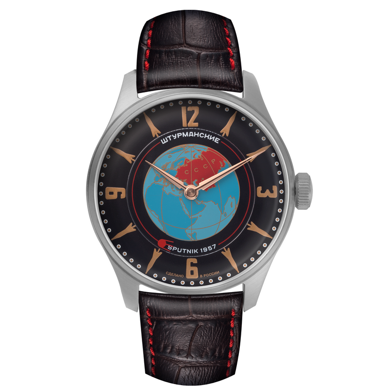 STURMANSKIE Sputnik 2609/3735431 - Red Army Watches Malaysia