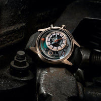 ELECTRICIANZ The CaZino - Red Army Watches Malaysia
