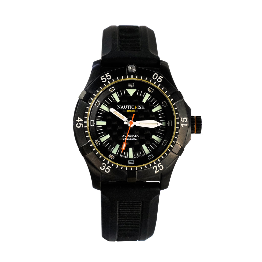 NAUTICFISH H3-GEN Diver - Red Army Watches Malaysia