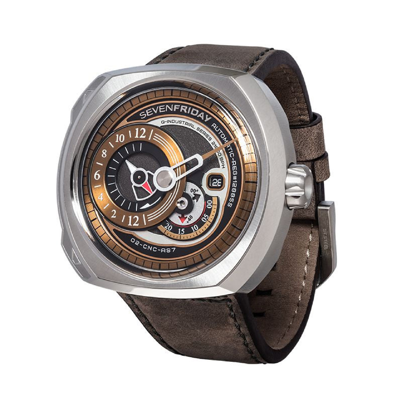 SEVENFRIDAY Q2/02 - Red Army Watches Malaysia