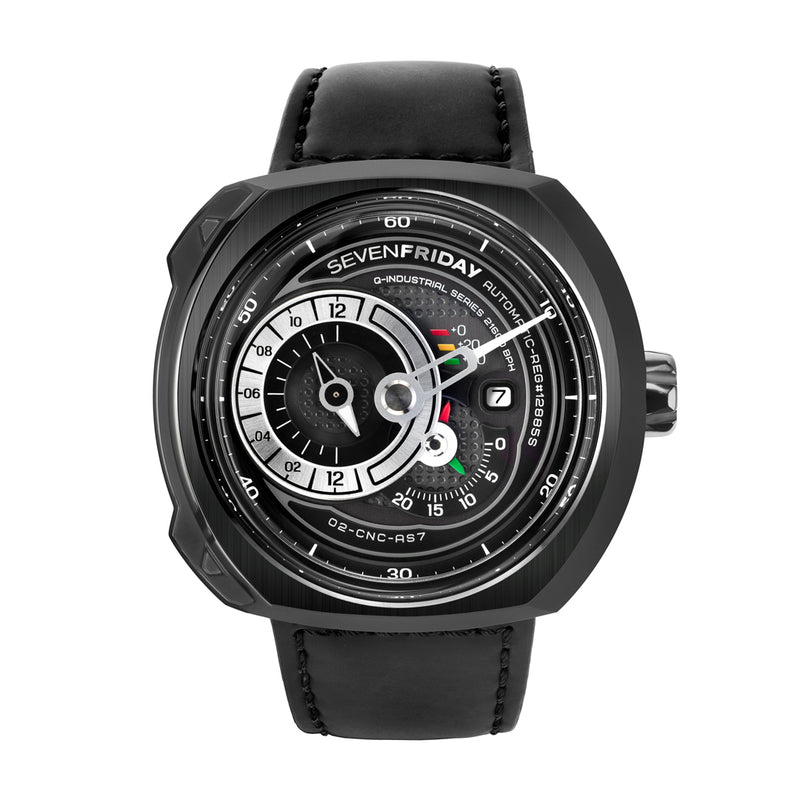SEVENFRIDAY Q3/05 - Red Army Watches Malaysia